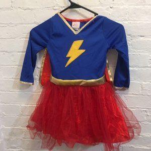 Captain America Girl/ Super Girl Halloween Costume
